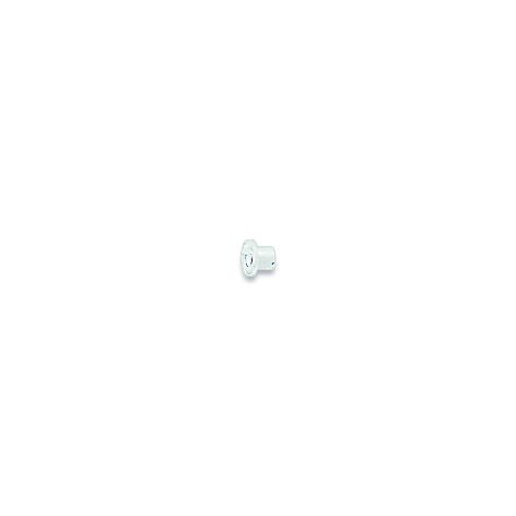 0200360K - Anilha Plástica Cilindrica 2,5x1,25mm Mod 360K - Contém 300 Peças